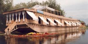 Kashmir-Houseboat