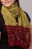 tie-dye-Bandhani-scarves-in-Silk