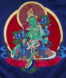 Green_Tara-_for_Creating_Buddhas_2008